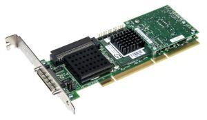 DELL 0C4372 PERC4/SC SCSI 64MB PCIX POWEREDGE 2800 C4372