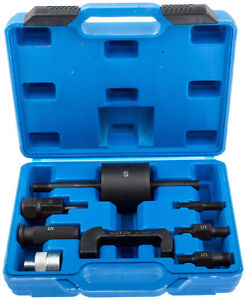 Injector-Extractor-Puller-Bosch-Set-CDI-Mercedes-BMW-525-530-D-Remover-Tool-KIT