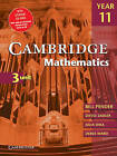 Cambridge 3 Unit Mathematics Year 11 with CD-Rom by Julia Shea, Bill Pender, Derek Ward, David Sadler (Mixed media product, 1999)