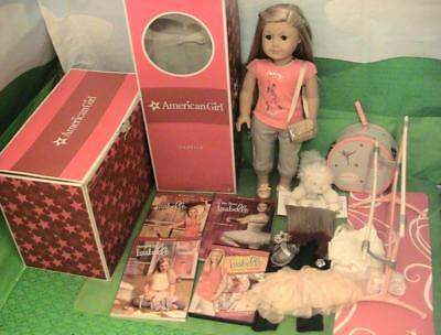American Girl Isabelle/'s DANCE BARRE Ballet Bar for Isabelle Doll SAME DAY SHIP