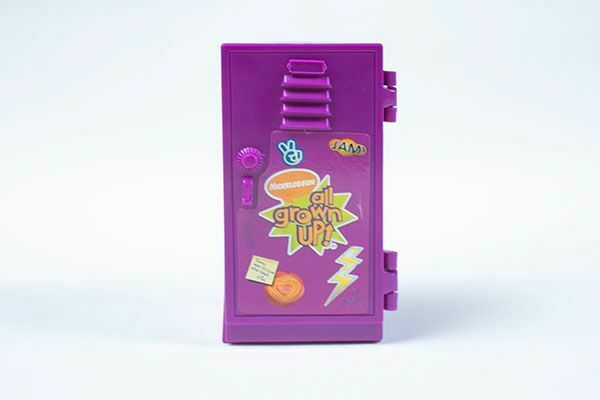 WENDYS NICKELODEON RUGRATS ALL GROWN UP TOY PURPLE BANK ...