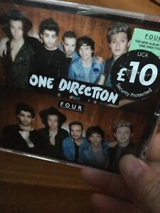 One-Direction-Four-CD