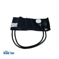 Blood Pressure Cuff Manual Monitor Adult Arm Nurse Medical Bp Measure Kit Black