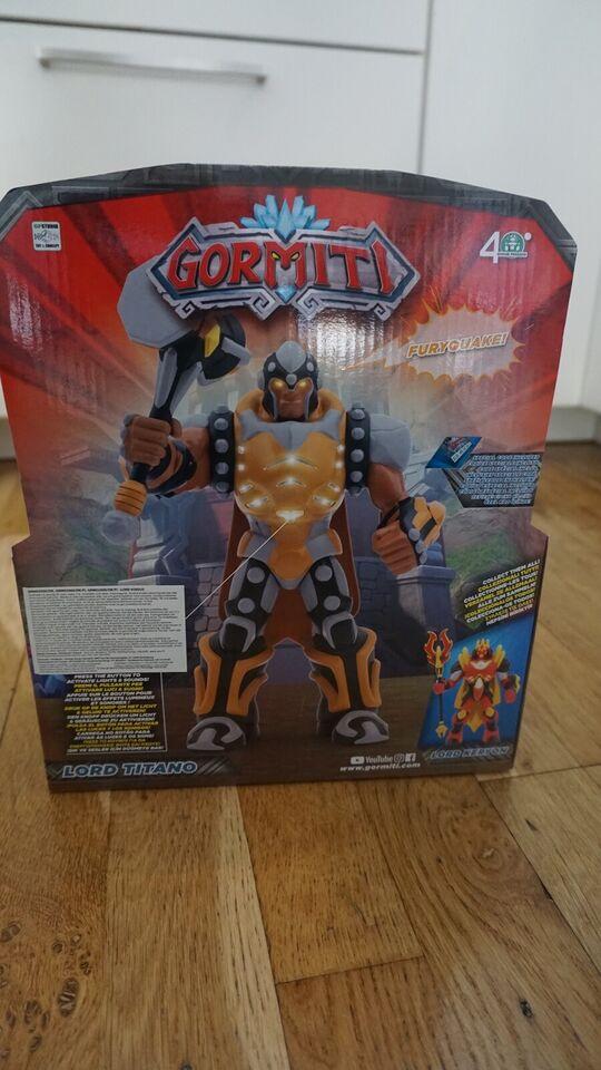 Andet legetøj, Gormiti