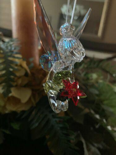 Swarovski Disney Christmas Ornament Tinker Bell - 5135893 ...