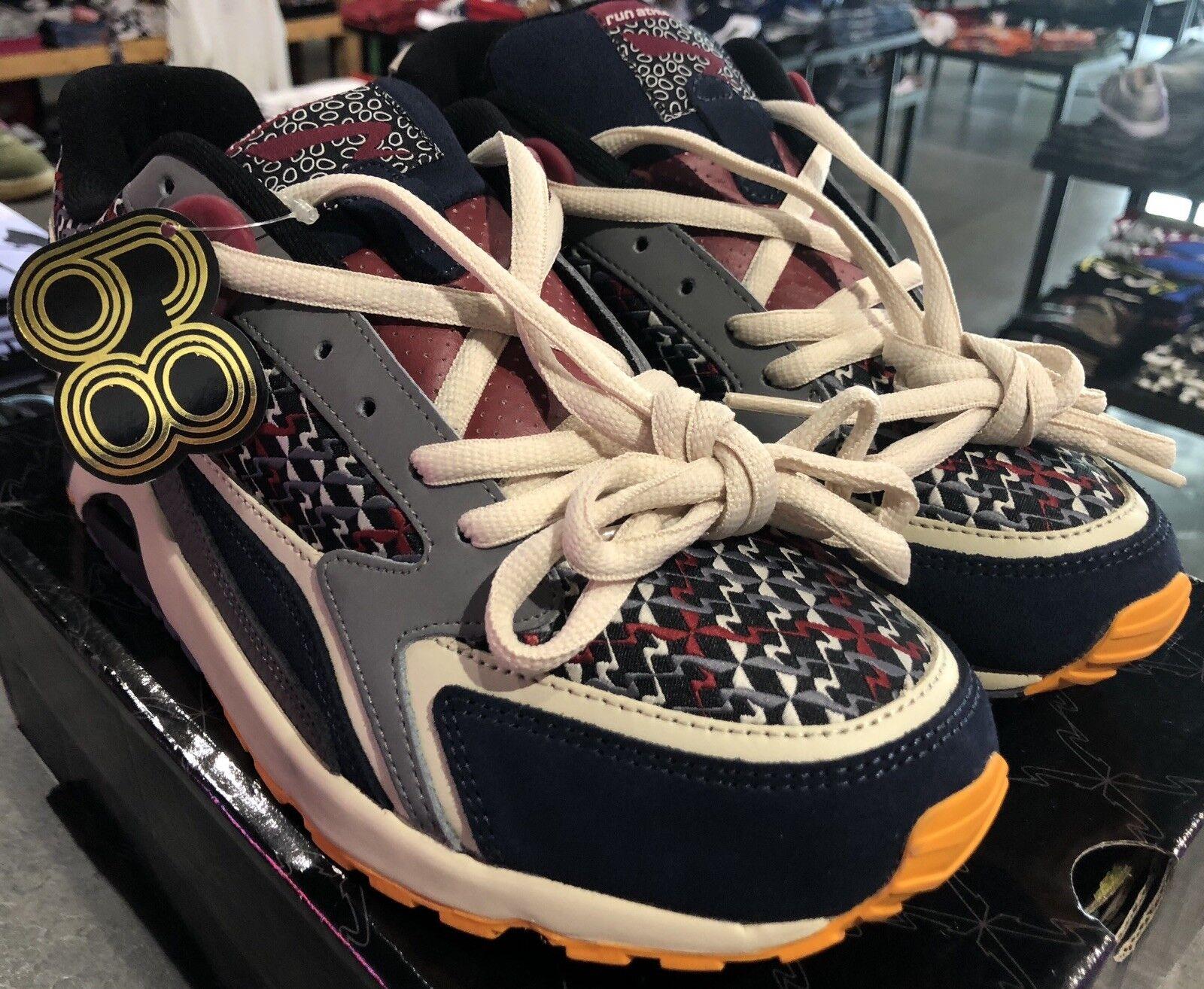 Brand New Rare Run Run Athletic '68' Style scarpe scarpe scarpe da ginnastica In Tan grigio Sz. 10 b4d9d7