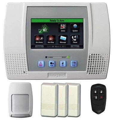 NEW HoNeYwEll Lynx TOUCH L5100 Wifi Gsmvlp5 4G Wireless Home SeCuRiTy Alarm NEW