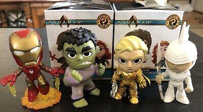 BLIND BOXES Endgame Marvel/'s Avengers Funko Mystery Mini Figures 5 Pack Lot
