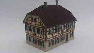 Hornby-HC8012-Skale-Structures-School-Building-H0-Gauge-1-87-Scale-New-Boxd
