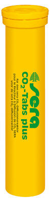 12er Pack Sera Co2-tabs Plus Co2 Ausstattung 12 X 20 Tabl.