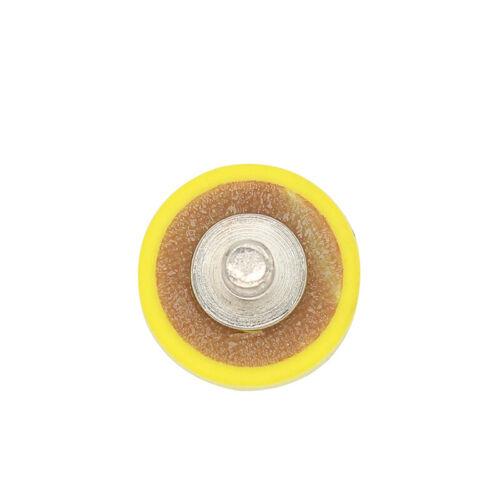 1inch Self-adhesion Abrasive Pad 3mm Shank Polishing Tool Sandpaper Disc Sander