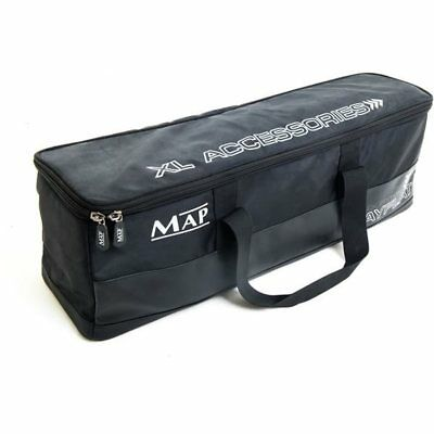 Map Parabolix Black Edition Holdall,Carryall Catapult Complete Range Bait Bag