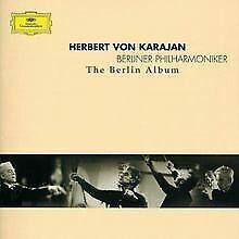 Karajan the Berlin Album von Karajan,Herbert Von, Bp | CD | Zustand sehr gut