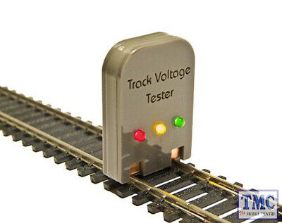 BNIB TRACK VOLTAGE TESTER Z N TT HO /& OO Gauge Golden Valley Hobbies GVVOLT