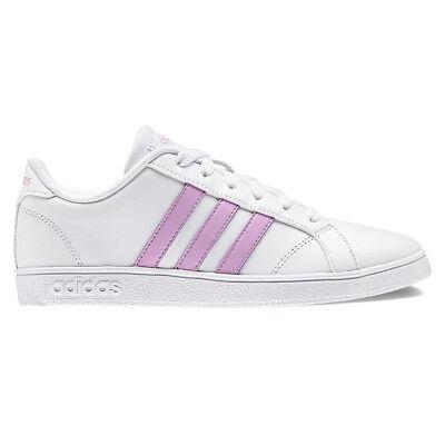 adidas NEO Baseline Kid's Shoes - White