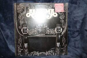 Alabama - Feels So Right 1981 SEALED Original LP Vinyl