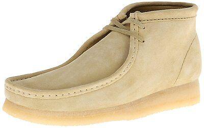 26133283 Men/'s Clarks Original Wallabee Boot Maple Suede 26 103811
