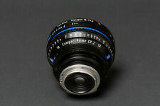 Zeiss 18 mm T3.6 CP. 2 Compact Prime