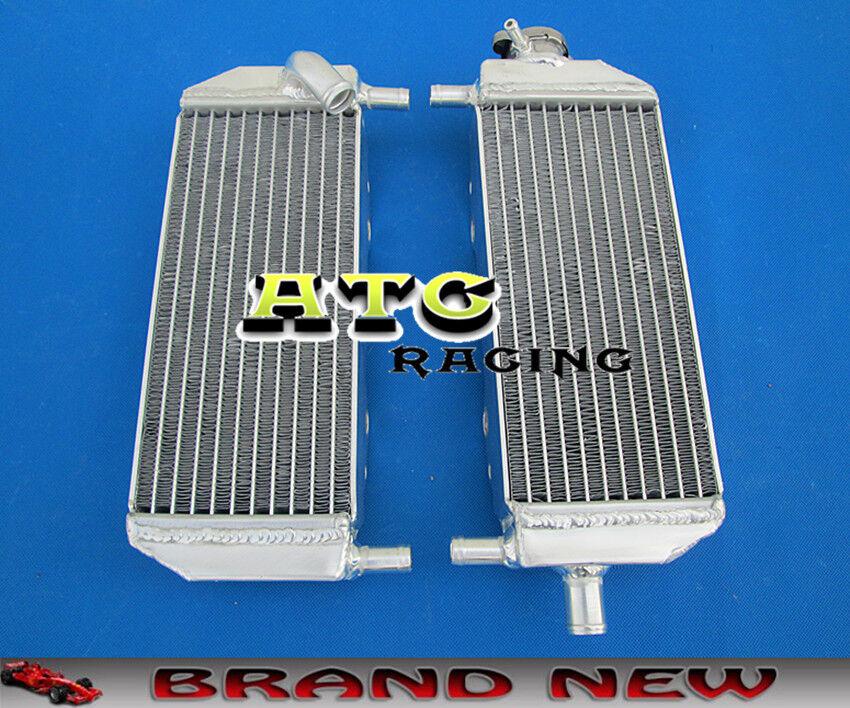 radiator Suzuki RM250 RM 250 2-stroke 01-08 2001 2002 2003 2004 2005 2006 2007