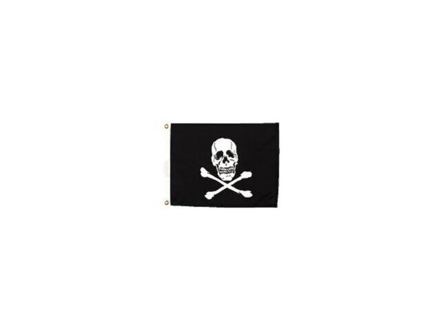 NEW SEACHOICE JOLLY ROGER FLAG 12X18 SCP 78251