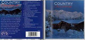 Various-Artists-Country-Christmas-Hallmark-CD-1998
