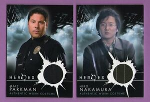 Matt Parkman Costume Card Heroes Season 1