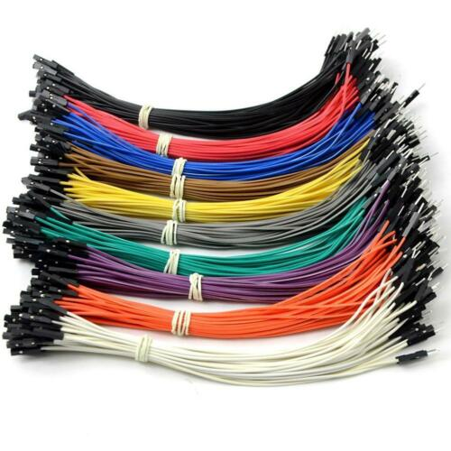 Pin Header Dupont Wire Color Jumper Male to Female Cable For 20cm