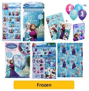 Disney Frozen 2 Coloriage Set Enfants Activité Créative Cadeau De Noël Sac De Fête