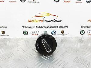 SEAT LEON 2013 Mk3 (5F) Headlight Switch 5G0941431AH