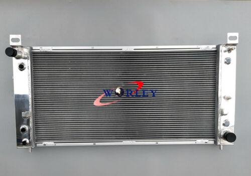 Fan FOR Chevrolet Silverado 1500 2500 3500 4.8L 5.3L 6.0L V8 Radiator Shroud