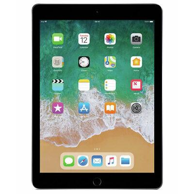 Apple iPad 9.7 2018 6th Gen 32GB 128GB Unlocked SIM Free Refurbished Tablet