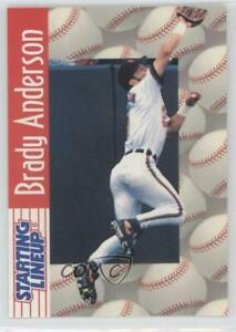 1997 Starting Lineup Cards Brady Anderson #9.2