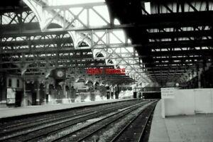 PHOTO-BIRMINGHAM-SNOW-HILL-STATION-GREAT-WESTERN-RAILWAY-LOOKING-ONTO-THE-MAI
