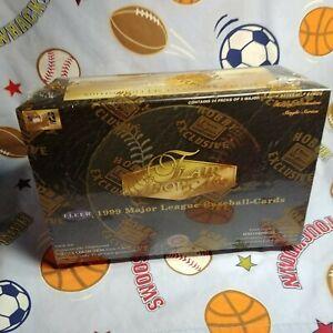 1999-Flair-Showcase-Hobby-ONLY-Baseball-Box