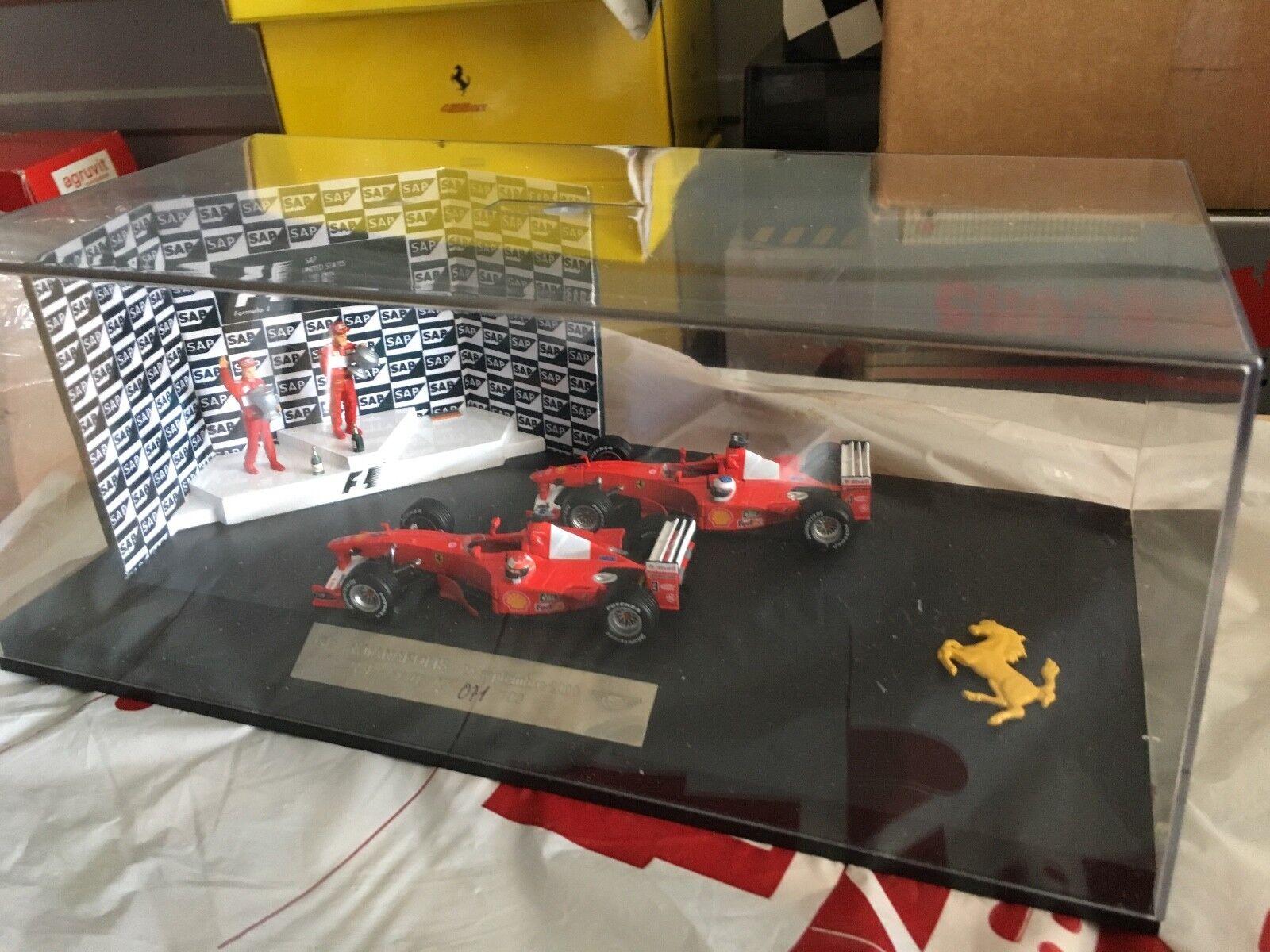 prezzi all'ingrosso Ferrari Ferrari Ferrari  F1 2000 Indy Mark modellolos 1 43 71 100  Sconto del 70%