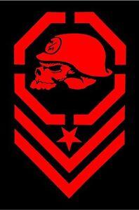 Metal-Mulisha-RED-Decal-Sticker-Moto-X-Dirt-Bike-Motocross-Off-Road-ATV-Army