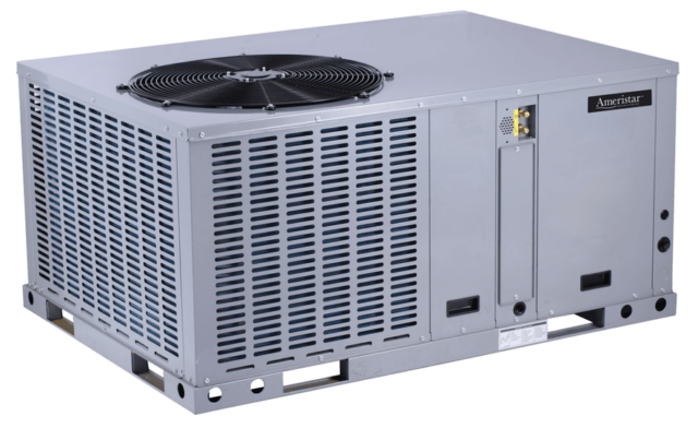 Ameristar by Trane 3 ton heat pump package unit M4PH4036A1
