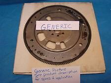1979 80 NORS GM Chevy Monza 79 Pontiac Phoenix 151 Cross flow Head Flywheel Flex