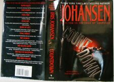 Eve Duncan: Countdown by Iris Johansen (2005, Hardcover)