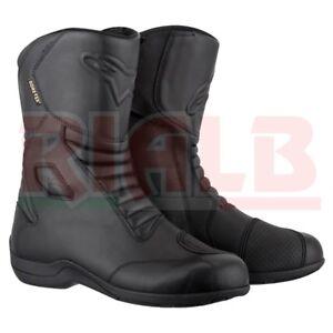 Stivali-Moto-Impermeabili-Alpinestars-WEB-GORETEX-Boot-con-Protezioni