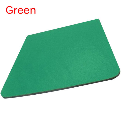Fabric Mouse Mat Pad Blank Mouse Pad 5mm Thick Non Slip Foam 25cm x 21cm E/&F