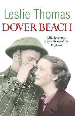 """AS NEW"" Dover Beach, Thomas, Leslie, Book"