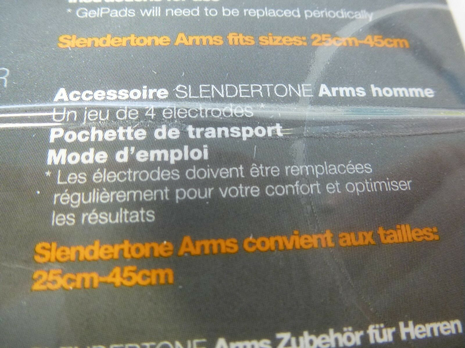 accessoire homme Slendertione arms homme accessoire ( ocacsion ) 78b32a