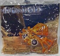 Lego 1441 Bionicle Fikou Spider Polybag 13 Pieces Limited Release & Sealed