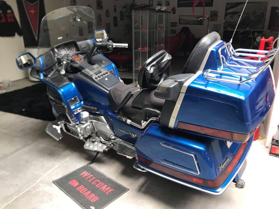 Honda, Goldwing, 1500 ccm