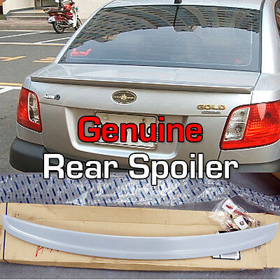 8721007001 Rear Spoiler UNPAINTED For 2004//11//11-2007//12//18 Kia Picanto