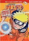 Naruto Uncut Complete Series Season 3 Volume 2 Episodes 136-163 DVD Unleashed