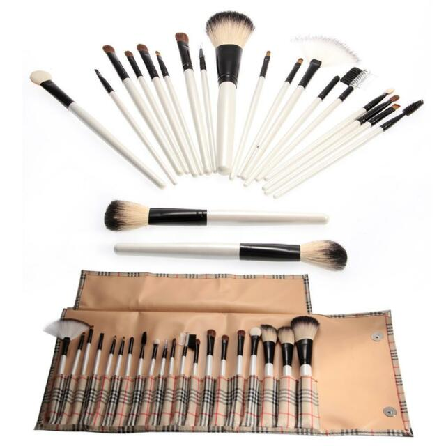 20pcs superior Professional Soft Cosmetic Makeup Brush Set+ Pouch Bag Case