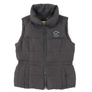 ABERCROMBIE-amp-FITCH-Down-Fill-Bodywarmer-Women-039-s-XL-Gilet-Vest-Sleeveless
