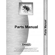Parts Manual For Oliver 6 Corn Picker Semi Mounted
